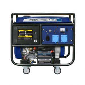 ژنراتور (موتور برق) 10کیلو وات هیوندای مدل HG10000