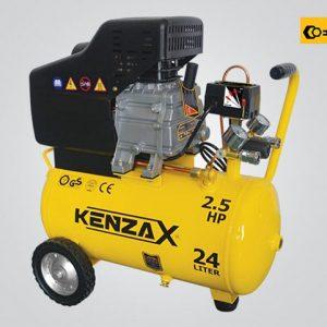 کمپرسور هوا 24 لیتری کنزاکس مدل KAC 124