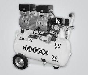 کمپرسور هوا 24 لیتری سایلنت کنزاکس مدل KACS-124