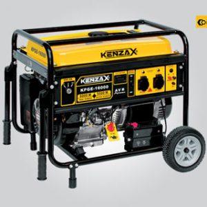 موتور برق (ژنراتور) 6000 وات کنزاکس مدل KPGE-16000